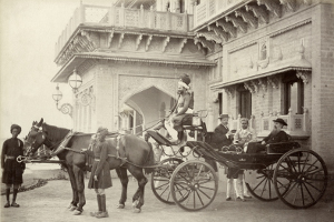 His Highness Maharaja Scindia of Gwalior